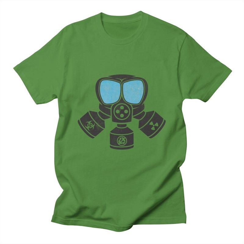Bio-hazardous People Men's T-shirt by The Last Tsunami's Artist Shop