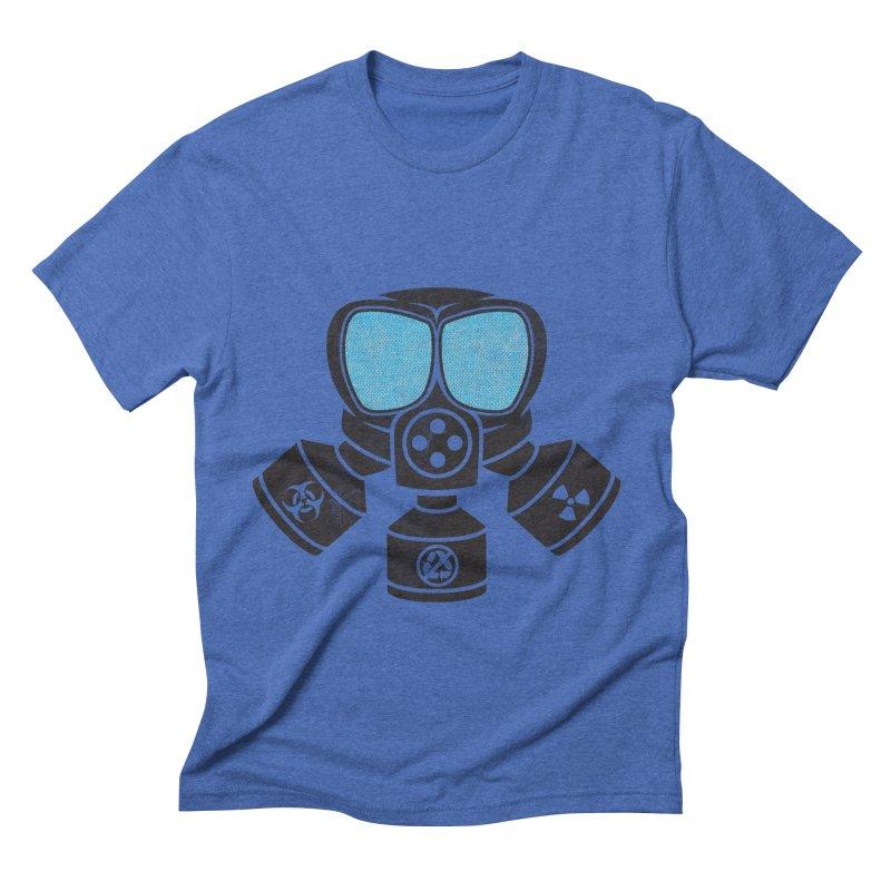 Bio-hazardous People Men's Triblend T-shirt by The Last Tsunami's Artist Shop