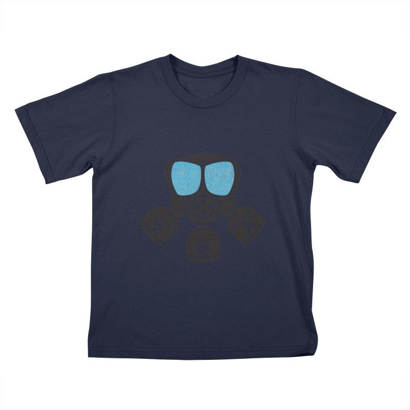 Bio-hazardous People Kids T-shirt by The Last Tsunami's Artist Shop