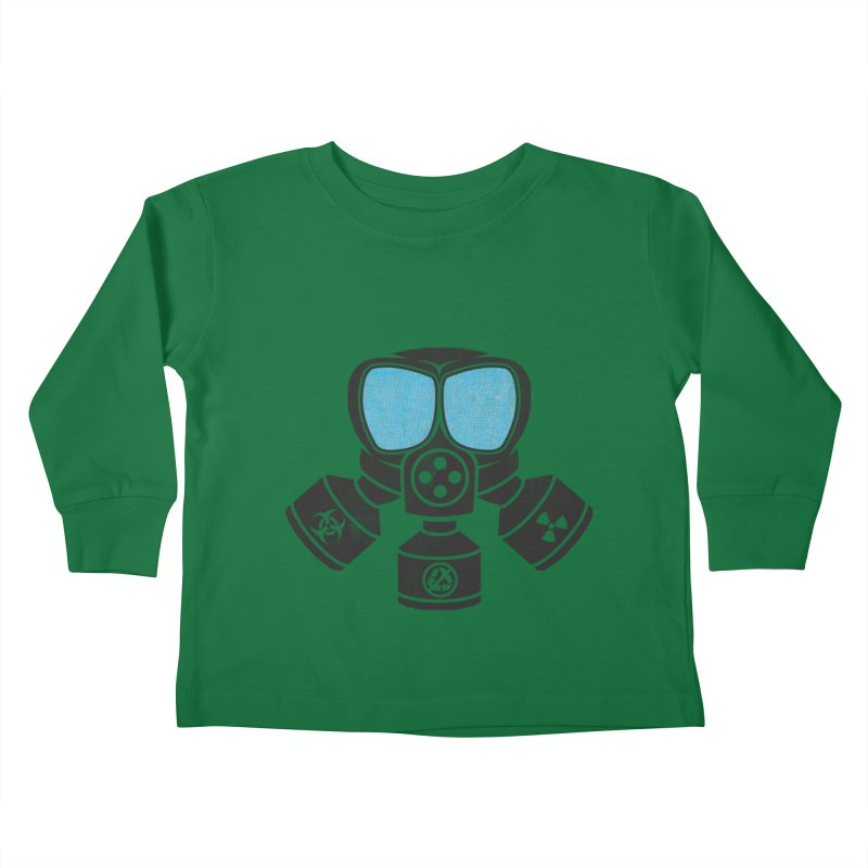 Bio-hazardous People Kids Toddler Longsleeve T-Shirt by The Last Tsunami's Artist Shop
