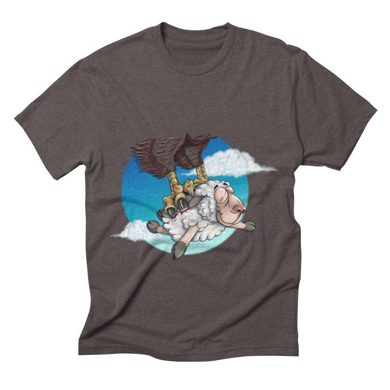 Enjoy Till it Lasts Men's Triblend T-shirt by The Last Tsunami's Artist Shop