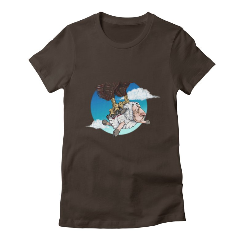 Enjoy Till it Lasts Women's Fitted T-Shirt by The Last Tsunami's Artist Shop
