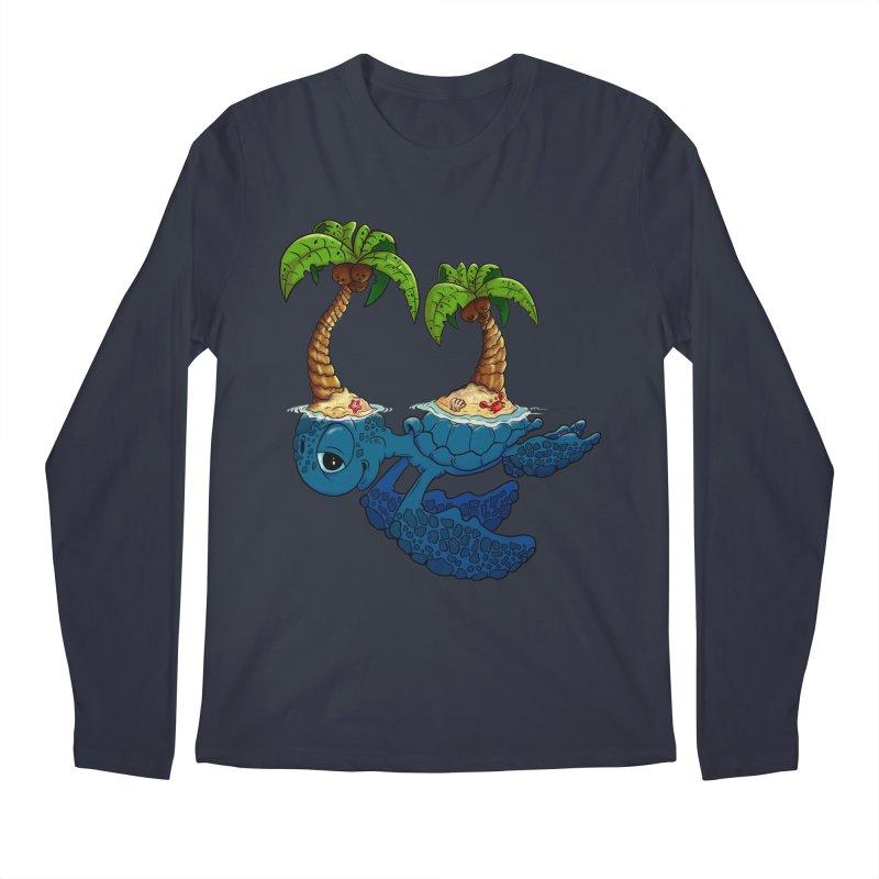 Relaxing RV 2 Men's Longsleeve T-Shirt by The Last Tsunami's Artist Shop