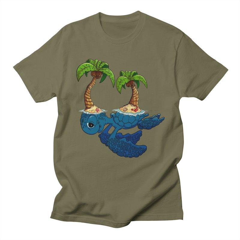 Relaxing RV 2 Men's T-shirt by The Last Tsunami's Artist Shop