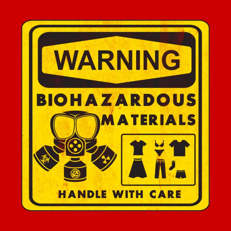 Biohazardous Materials by The Last Tsunami's Artist Shop