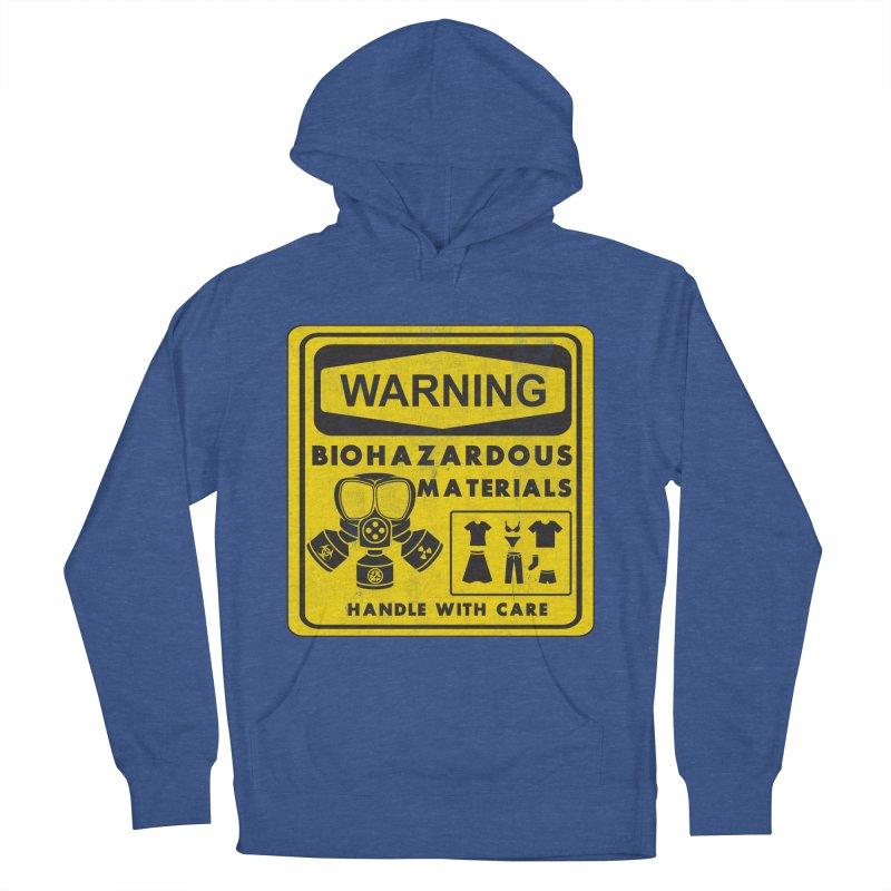 Biohazardous Materials Men's Pullover Hoody by The Last Tsunami's Artist Shop