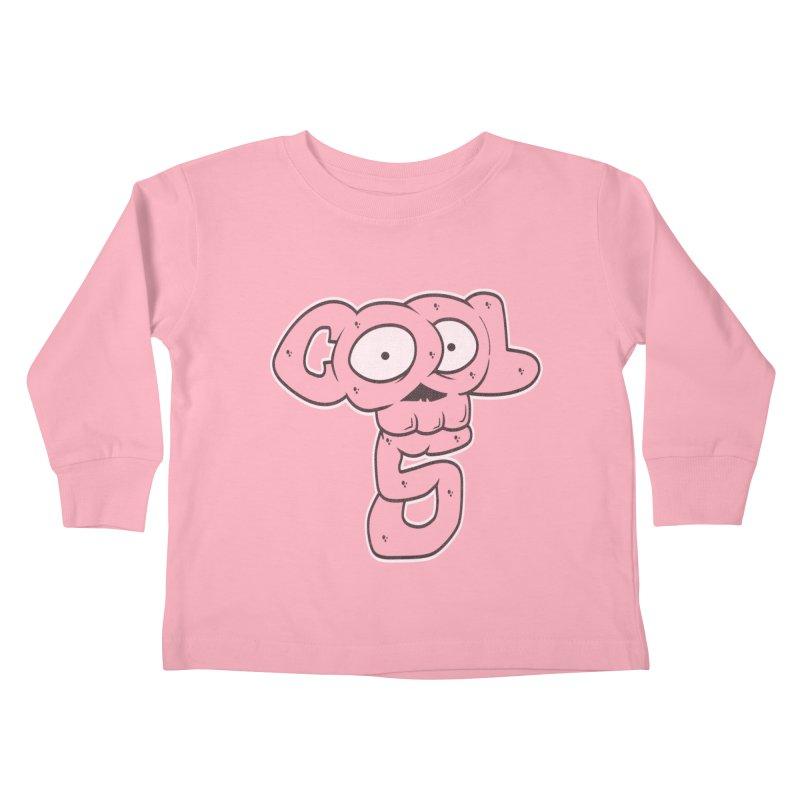 Hater´s Love Kids Toddler Longsleeve T-Shirt by The Last Tsunami's Artist Shop