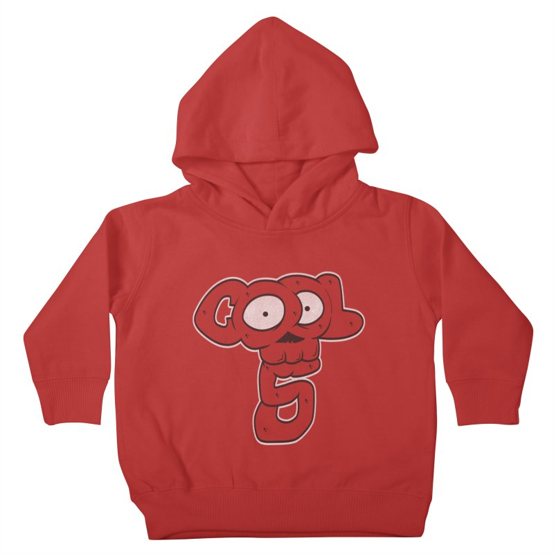 Hater´s Love Kids Toddler Pullover Hoody by The Last Tsunami's Artist Shop