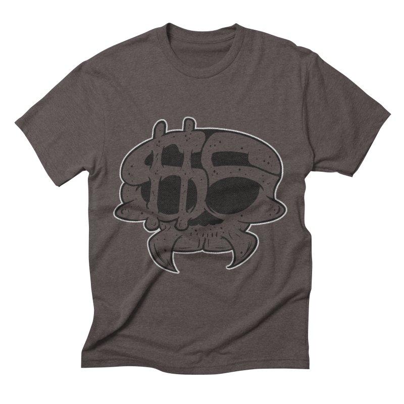 Hater´s Love 2 Men's Triblend T-shirt by The Last Tsunami's Artist Shop