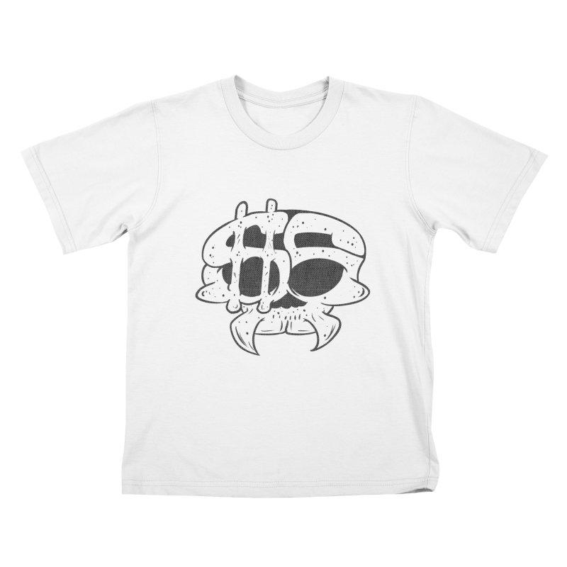 Hater´s Love 2 Kids T-shirt by The Last Tsunami's Artist Shop