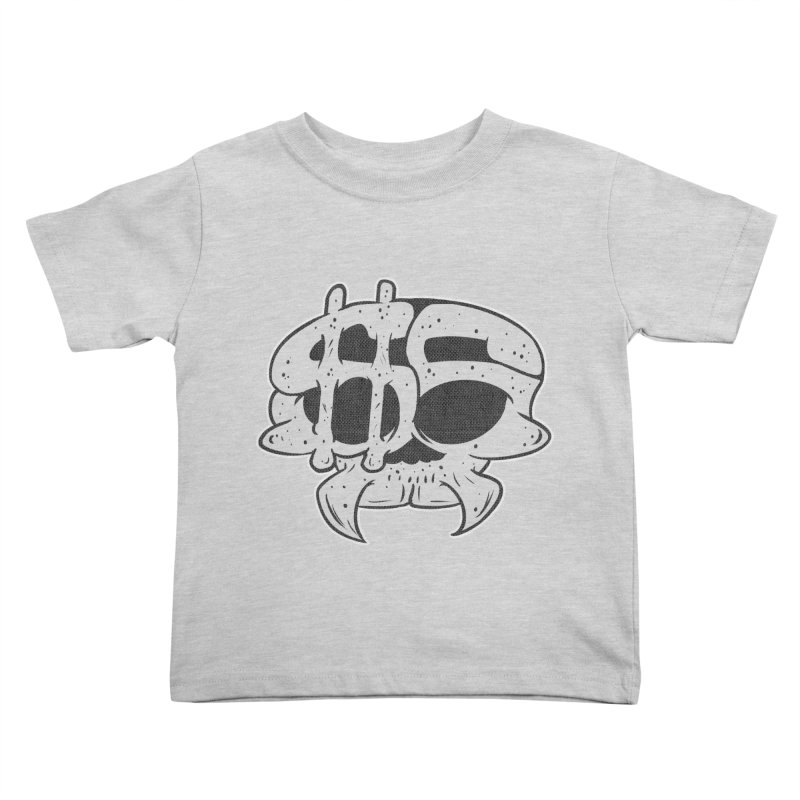 Hater´s Love 2 Kids Toddler T-Shirt by The Last Tsunami's Artist Shop