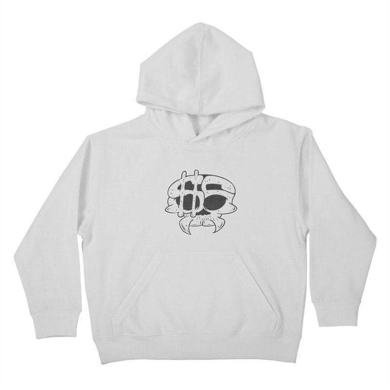 Hater´s Love 2 Kids Pullover Hoody by The Last Tsunami's Artist Shop