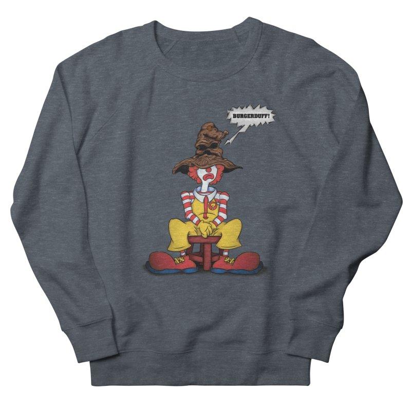 Burgerduff! Women's Sweatshirt by The Last Tsunami's Artist Shop