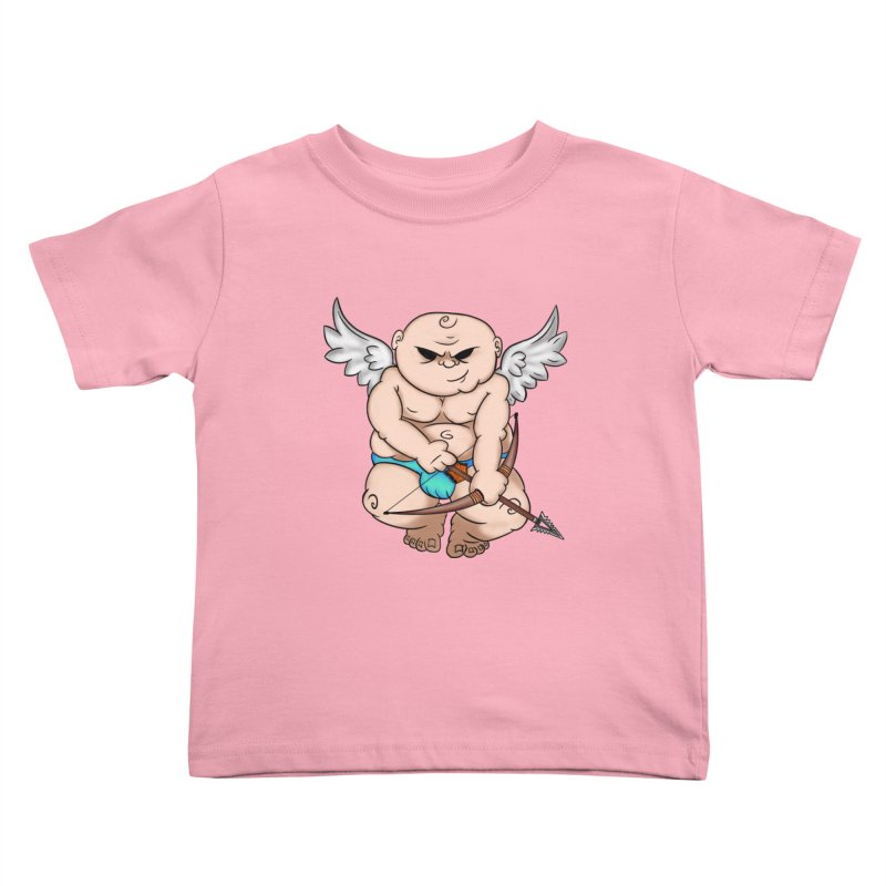 Mad Love 2 Kids Toddler T-Shirt by The Last Tsunami's Artist Shop