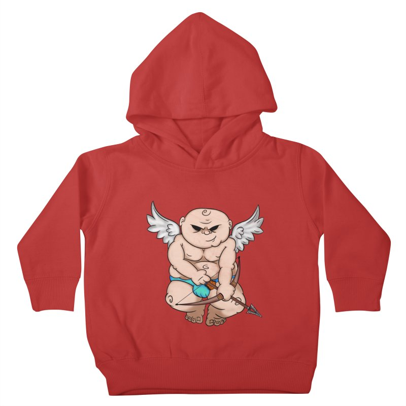 Mad Love 2 Kids Toddler Pullover Hoody by The Last Tsunami's Artist Shop