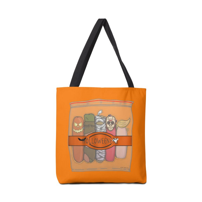 Halloweeners Accessories Bag by The Last Tsunami's Artist Shop