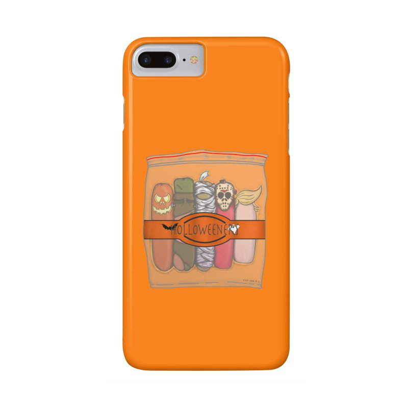 Halloweeners Accessories Phone Case by The Last Tsunami's Artist Shop