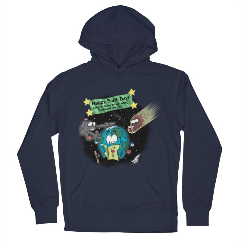 Earth Day Women's Pullover Hoody by The Last Tsunami's Artist Shop