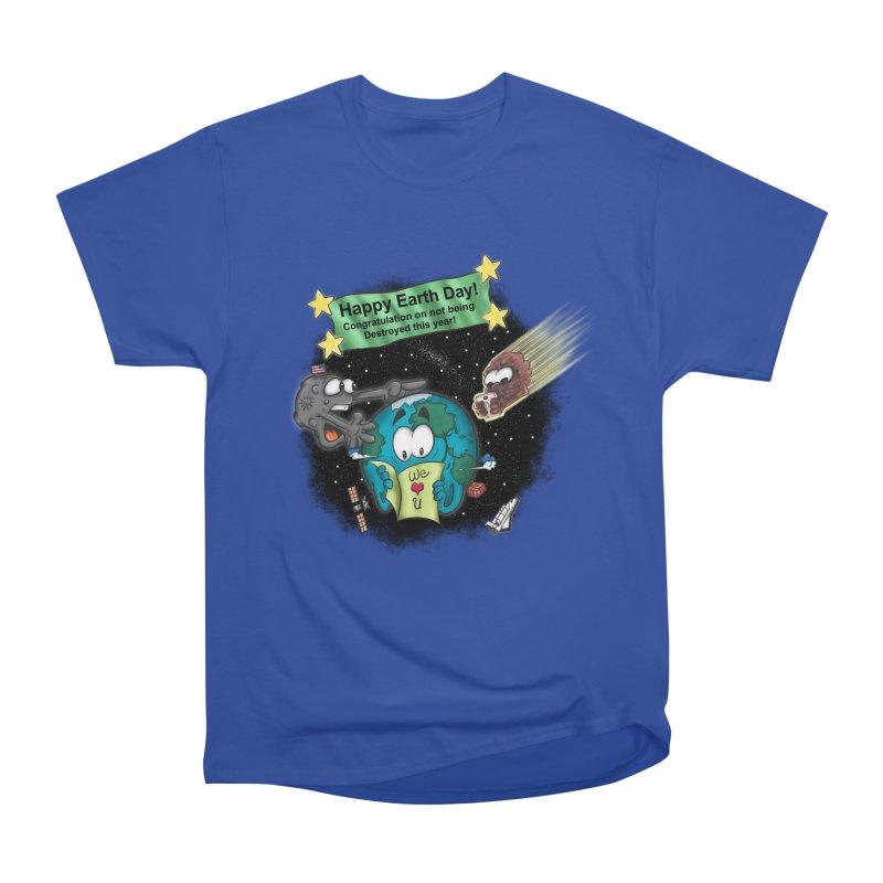 Earth Day Men's Classic T-Shirt by The Last Tsunami's Artist Shop