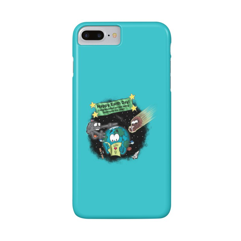 Earth Day Accessories Phone Case by The Last Tsunami's Artist Shop