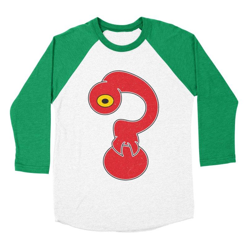 Ask Me! Men's Baseball Triblend T-Shirt by The Last Tsunami's Artist Shop