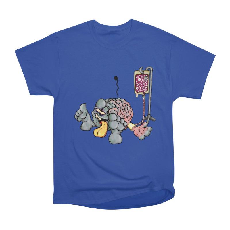 Creativity Block Emergency Men's Classic T-Shirt by The Last Tsunami's Artist Shop
