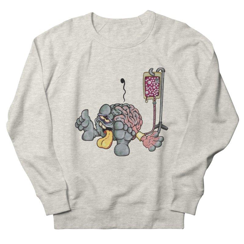 Creativity Block Emergency Women's Sweatshirt by The Last Tsunami's Artist Shop