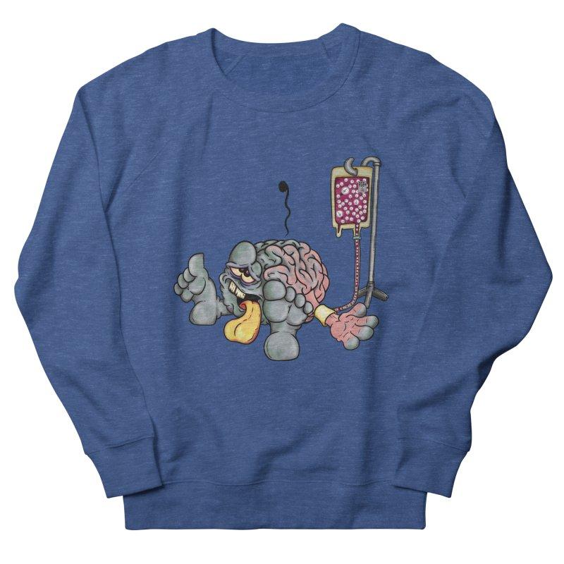 Creativity Block Emergency Men's Sweatshirt by The Last Tsunami's Artist Shop