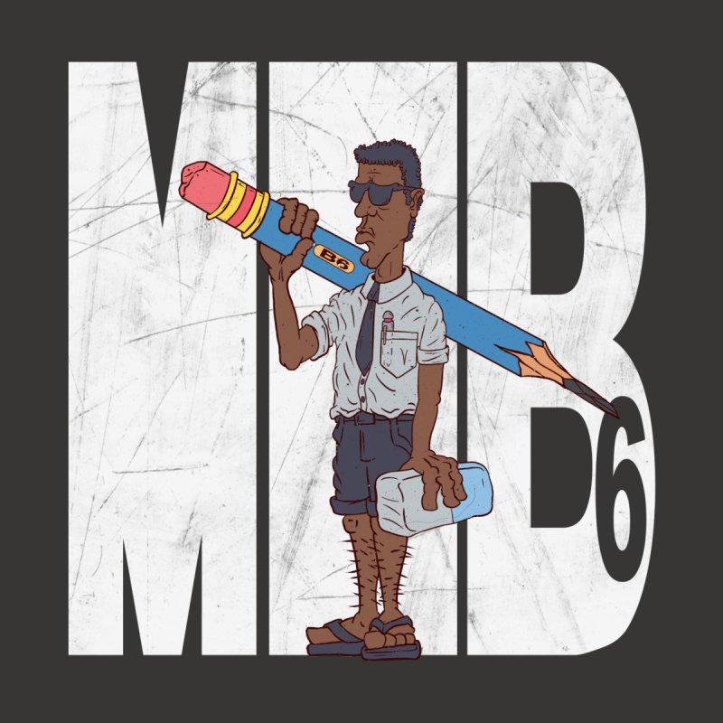 MIB6 by The Last Tsunami's Artist Shop