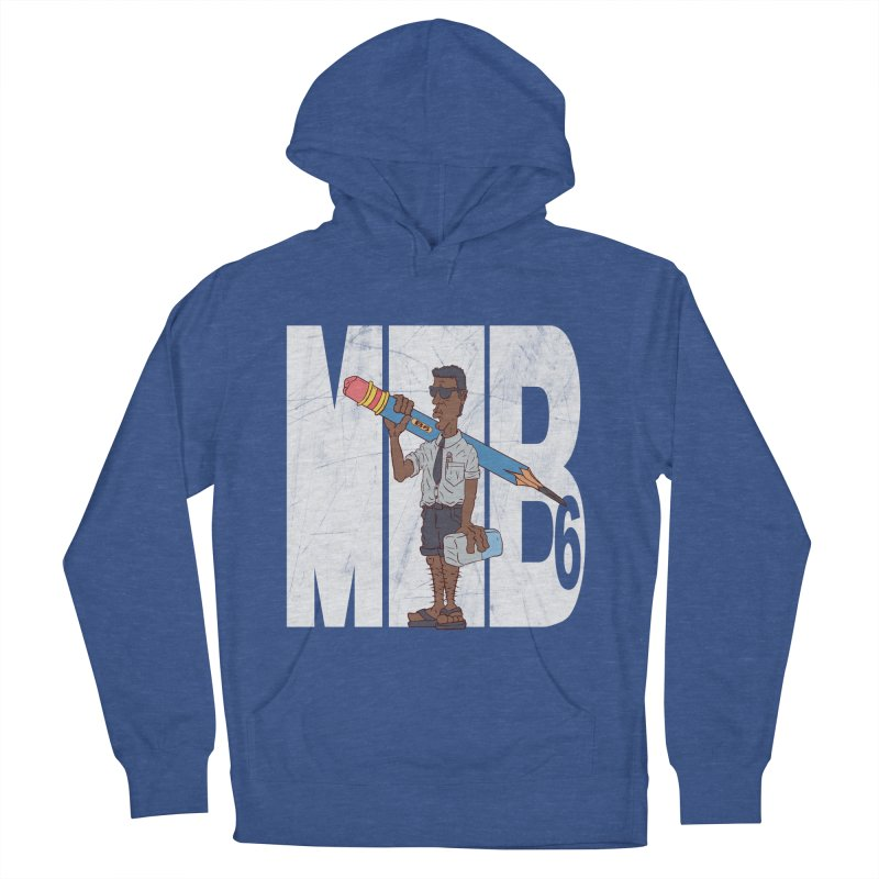 MIB6 Women's Pullover Hoody by The Last Tsunami's Artist Shop