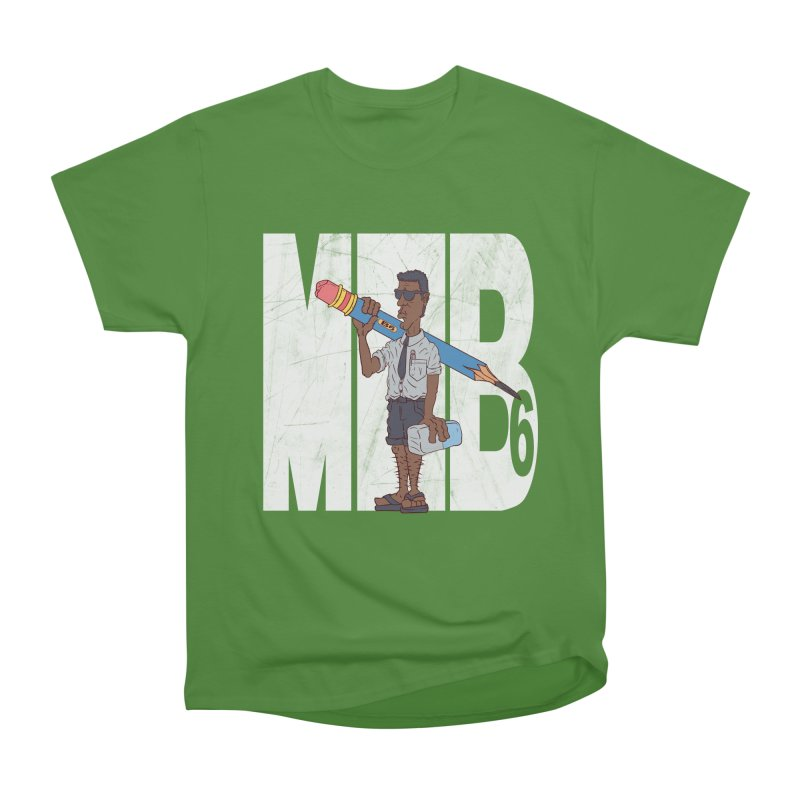 MIB6 Women's Classic Unisex T-Shirt by The Last Tsunami's Artist Shop