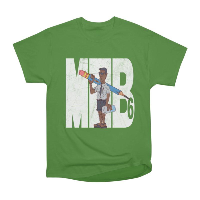 MIB6 Men's Classic T-Shirt by The Last Tsunami's Artist Shop