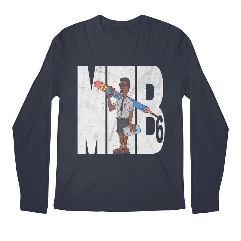 MIB6 Men's Longsleeve T-Shirt by The Last Tsunami's Artist Shop