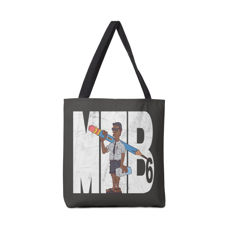 MIB6 Accessories Bag by The Last Tsunami's Artist Shop