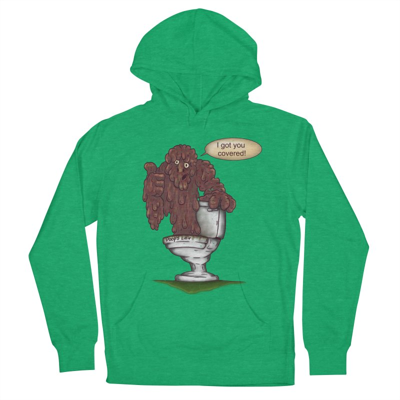 I got you covered! Men's Pullover Hoody by The Last Tsunami's Artist Shop
