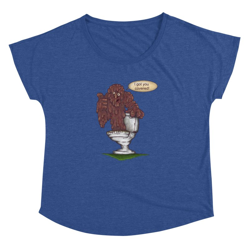 I got you covered! Women's Dolman by The Last Tsunami's Artist Shop