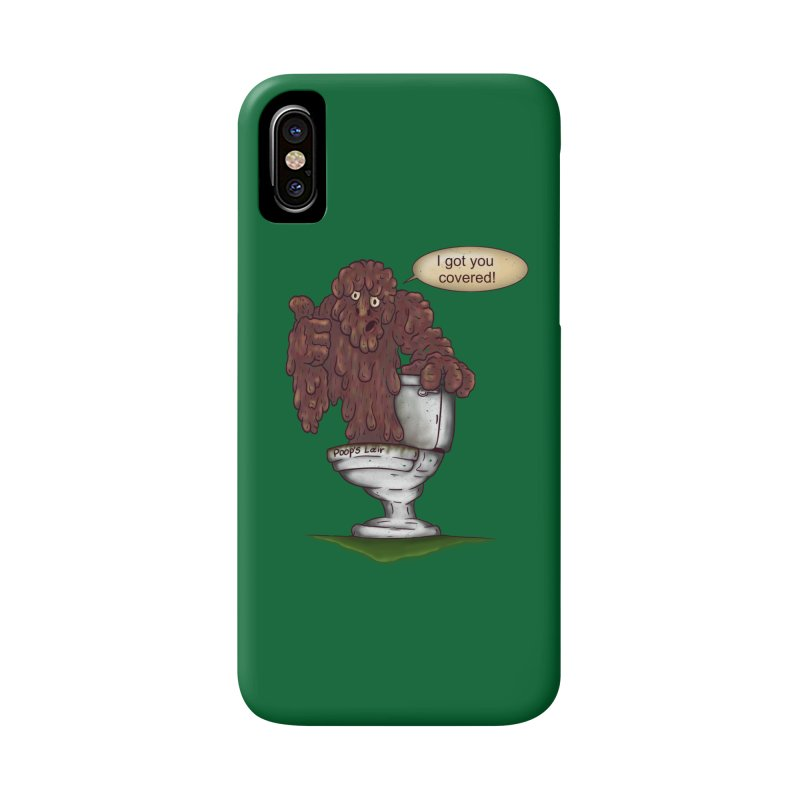 I got you covered! Accessories Phone Case by The Last Tsunami's Artist Shop
