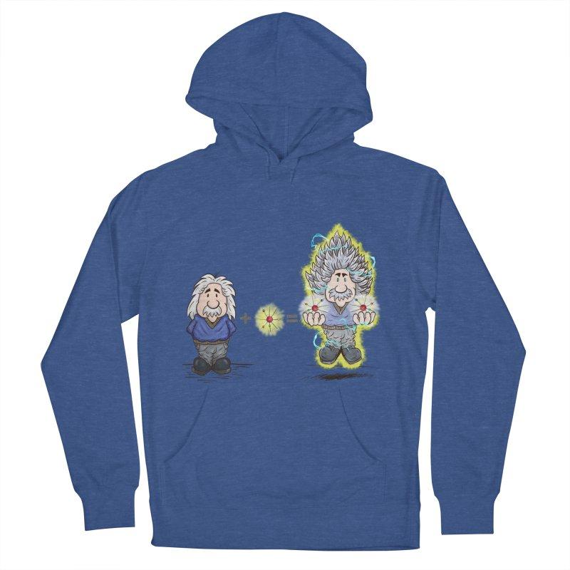 Super Saiyentist Women's Pullover Hoody by The Last Tsunami's Artist Shop