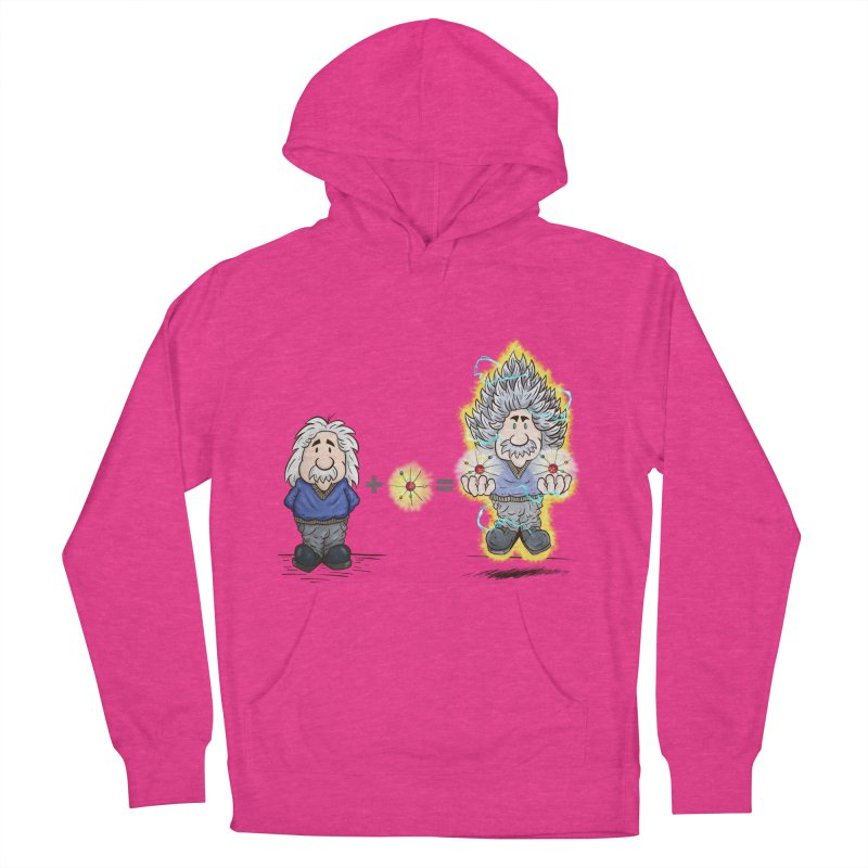 Super Saiyentist Women's Pullover Hoody by The Last Tsunami's Artist Shop
