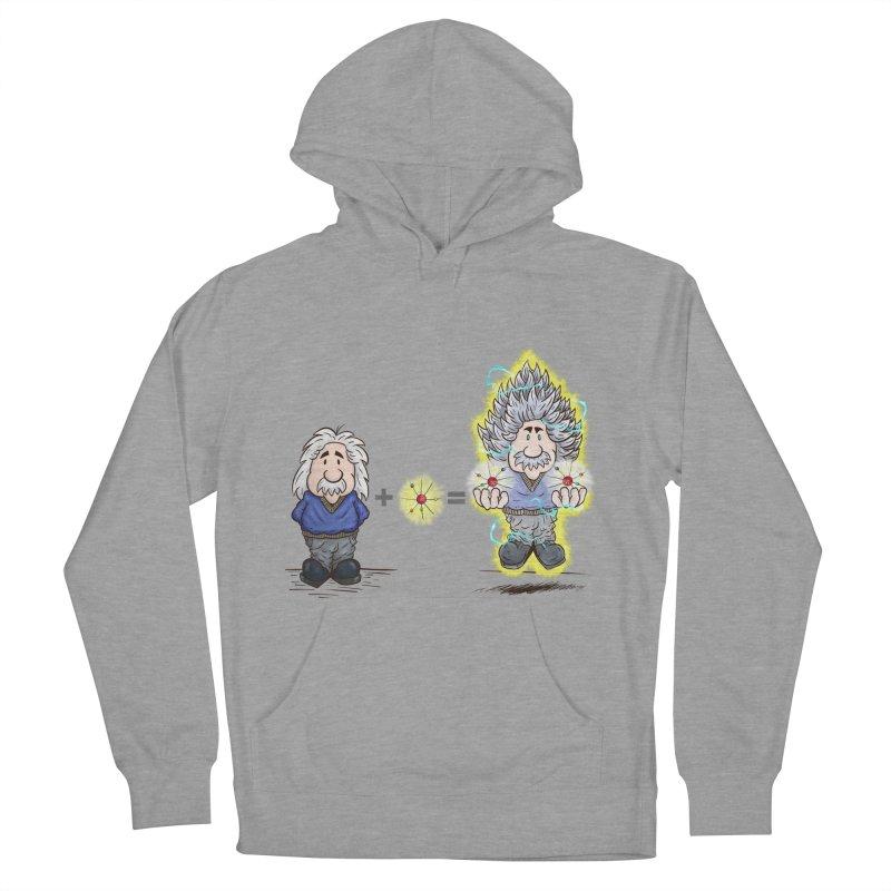 Super Saiyentist Men's Pullover Hoody by The Last Tsunami's Artist Shop