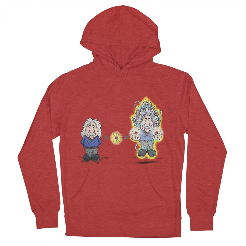 Super Saiyentist Men's Pullover Hoody by The Last Tsunami's Artist Shop