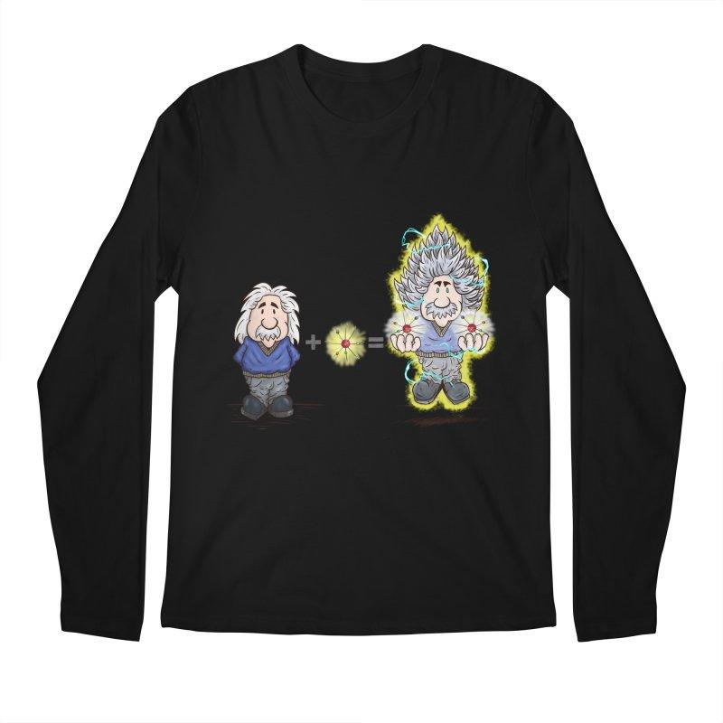 Super Saiyentist Men's Longsleeve T-Shirt by The Last Tsunami's Artist Shop