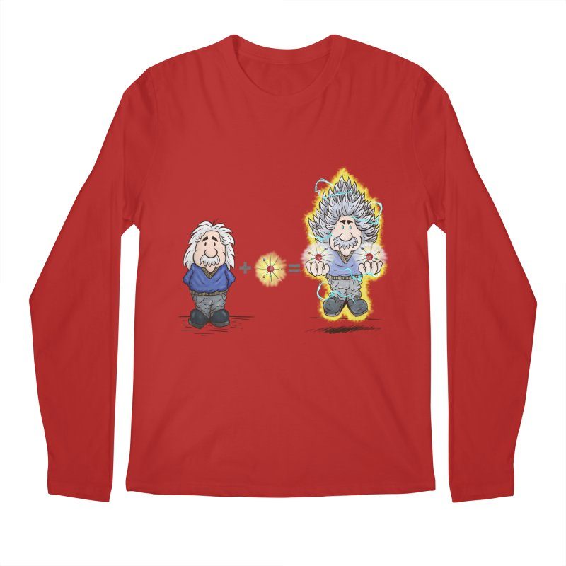 Super Saiyentist Men's Longsleeve T-Shirt by The Last Tsunami's Artist Shop