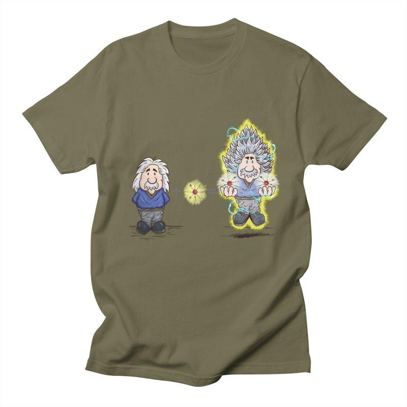 Super Saiyentist Women's Unisex T-Shirt by The Last Tsunami's Artist Shop