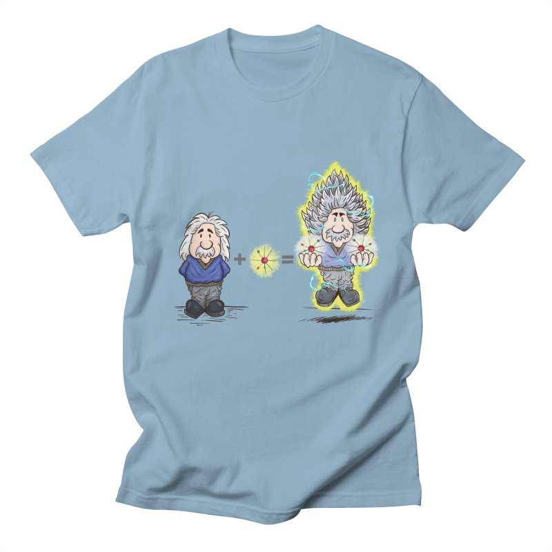 Super Saiyentist Women's Unisex T-Shirt by The Last Tsunami's Artist Shop