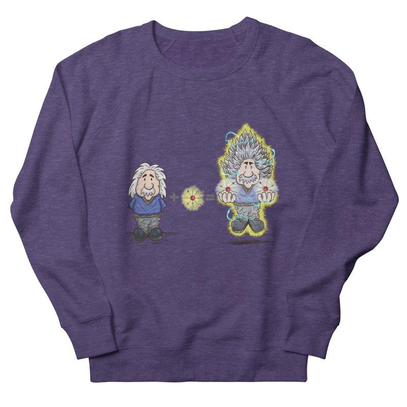 Super Saiyentist Women's Sweatshirt by The Last Tsunami's Artist Shop