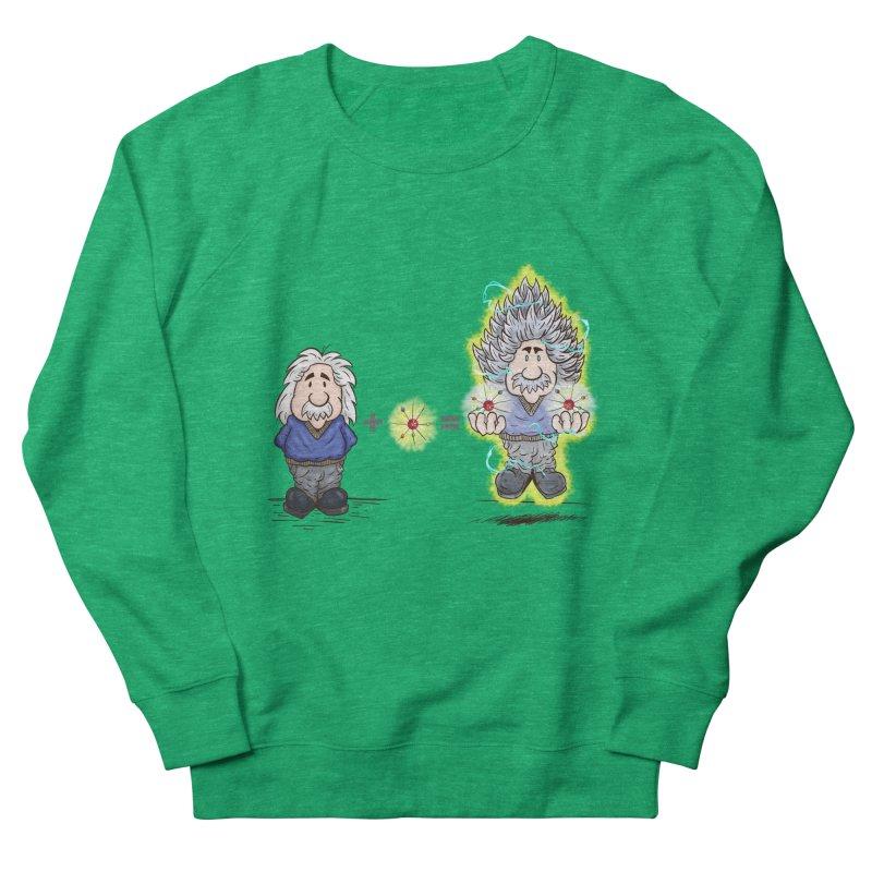 Super Saiyentist Men's Sweatshirt by The Last Tsunami's Artist Shop
