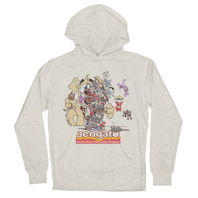 Jengato Men's Pullover Hoody by The Last Tsunami's Artist Shop