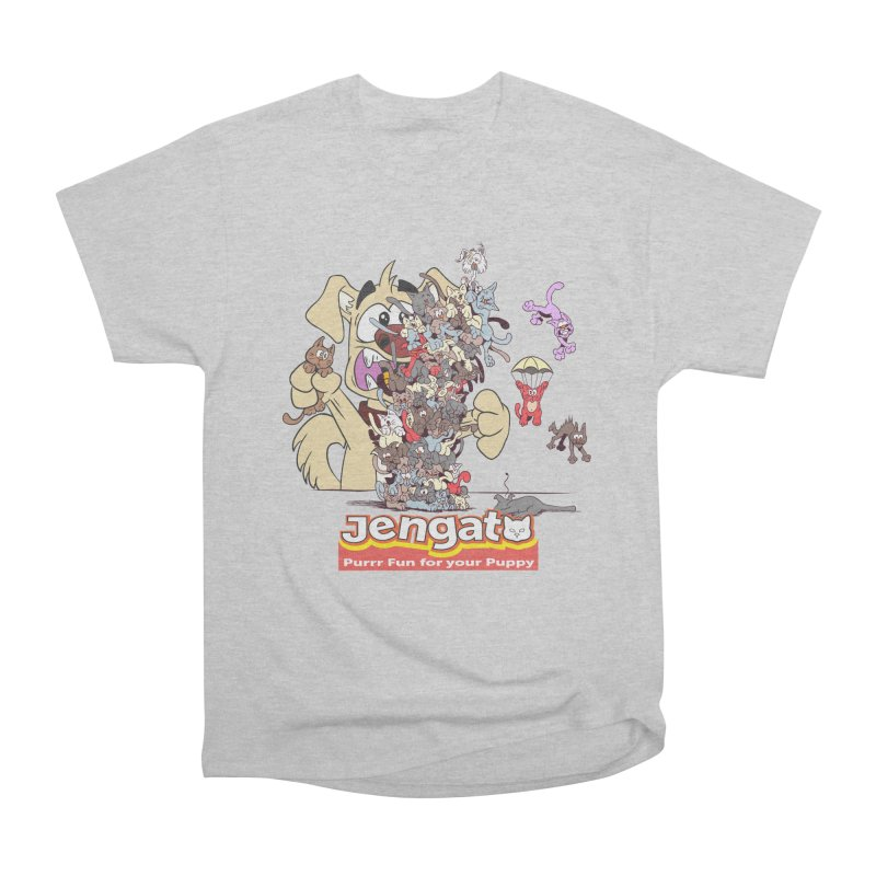 Jengato Women's Classic Unisex T-Shirt by The Last Tsunami's Artist Shop
