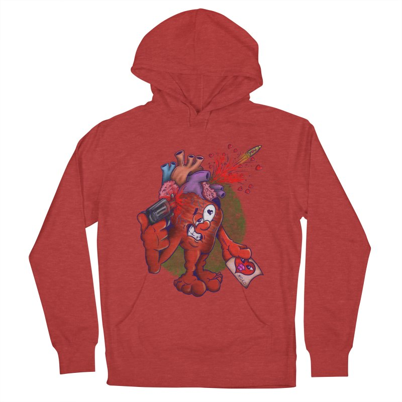 Got you on my mind Women's Pullover Hoody by The Last Tsunami's Artist Shop